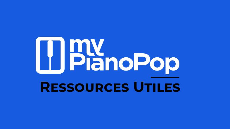 Apprendre le piano : Ressources utiles