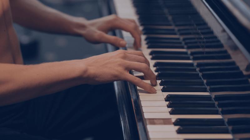 Se repérer sur un piano